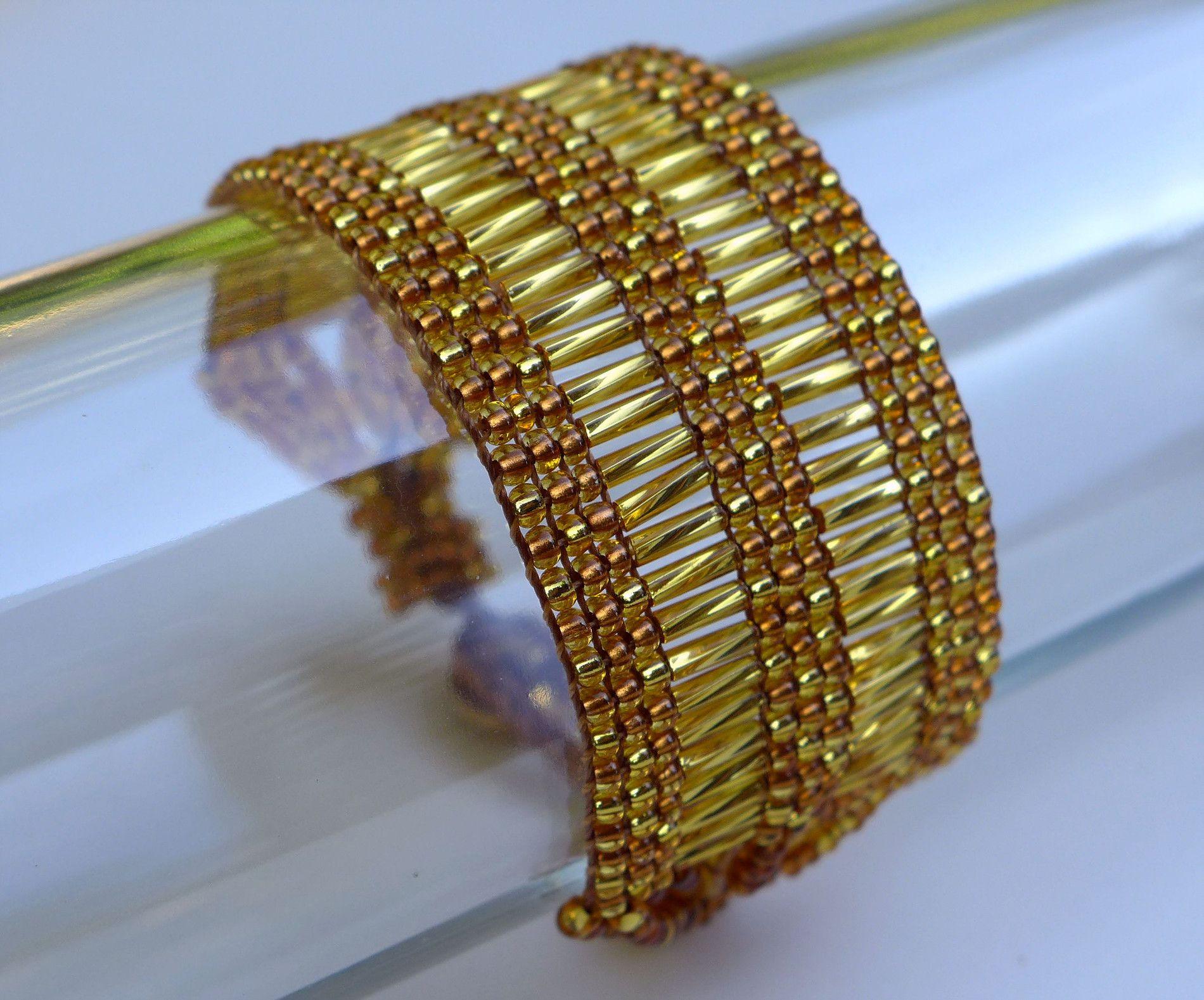 Bracelet De Bijoux Perles T 0008Idées BugleTutoriel 0v8nmNw