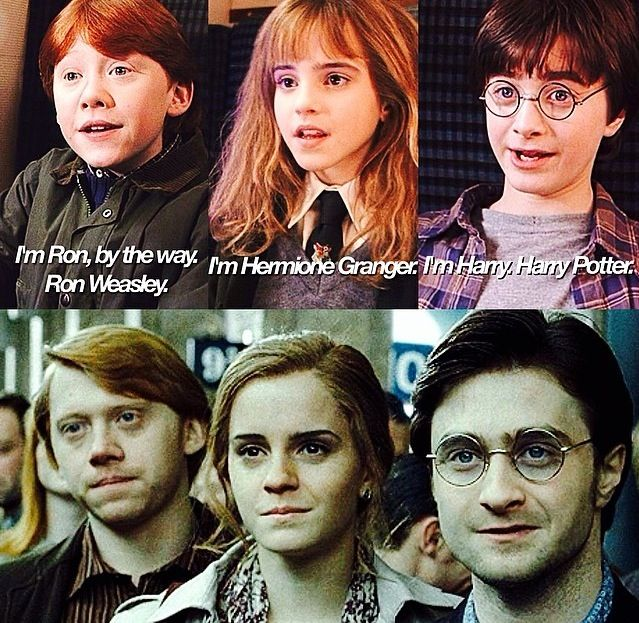 Harry Potter <3 I love this