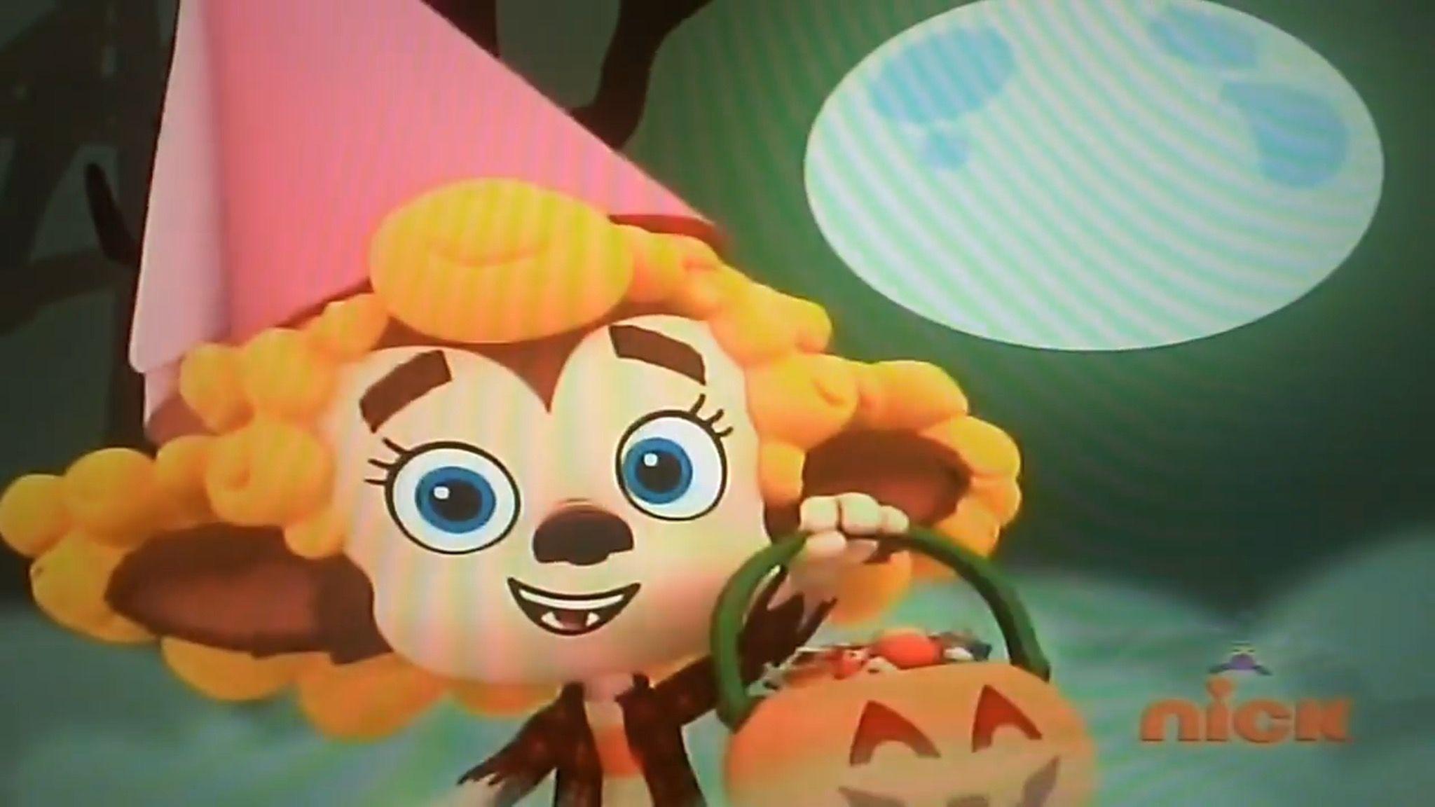 BUBBLE GUPPIES Nick jr Halloween Party - Nonny, Deema ...  |Bubble Guppies Nonny Happy