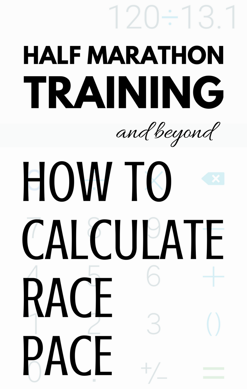 Running Tips Race Pace For Training 5k 10k Half Marathon Plan Workout Health And Fitness