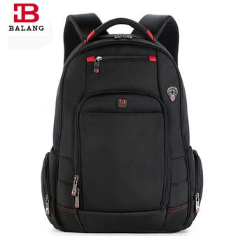 2db164b15f3bc BaLang 2017 New Arrival Men's Laptop Computer Backpack 17 inch Laptop  School Student Bags for Travel Organizer Backpack Mochila