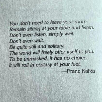 Franz Kafka Quotes | writer, franz kafka, quotes, sayings ...