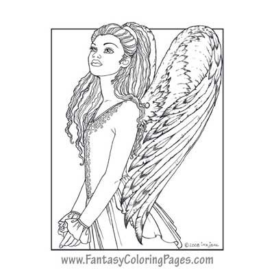 Fantasy Coloring Pages – World s Best Coloring Pages