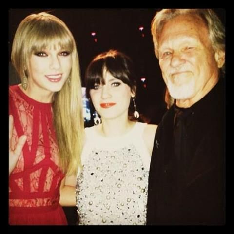 zooey & taylor my style icons (: