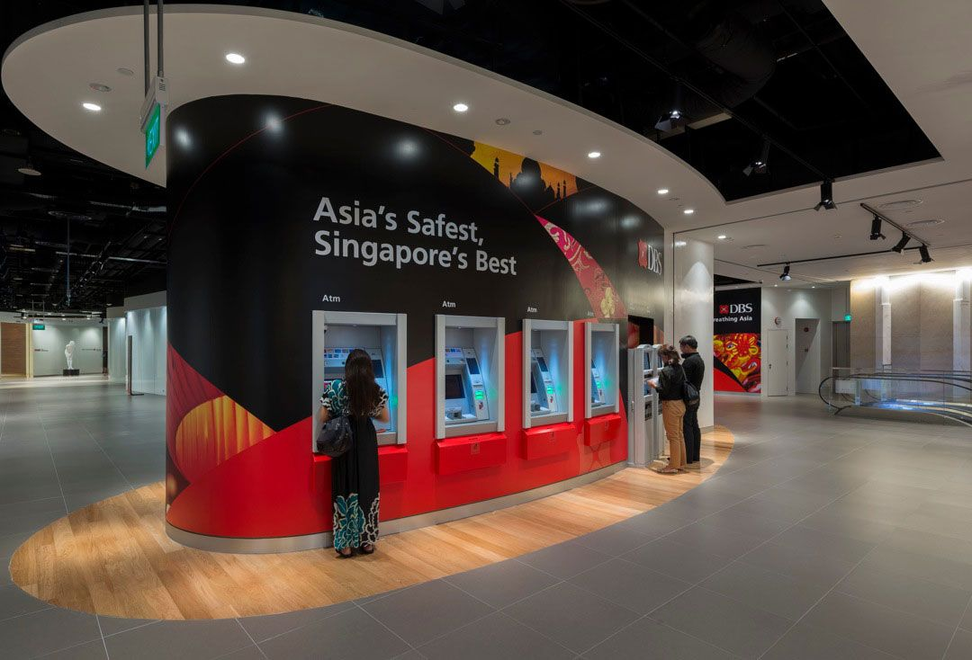 Innovation, iPads Transform Customer Experience At DBS Flagship Branch