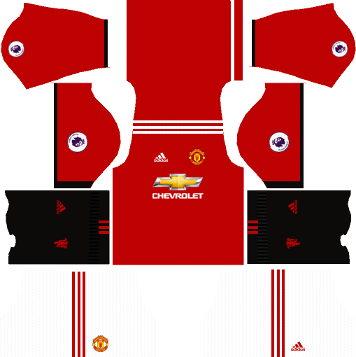 Manchester United Dream League Soccer Kits Logo Url 2017 2018 Soccer Kits Manchester United Manchester United Away Kit