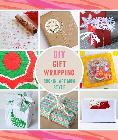 DIY Gift Wrapping |