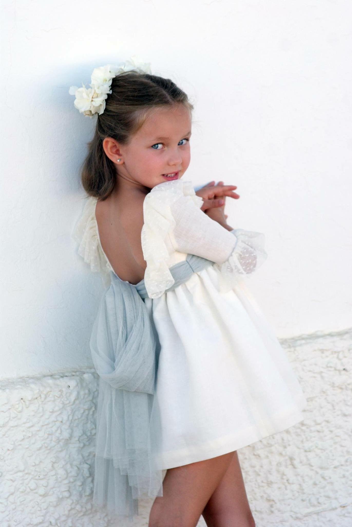 Boda vestidos nina