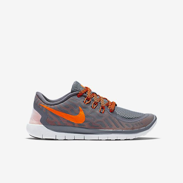 Nike Free 5.0 (3.5y-7y) Kids' Running Shoe
