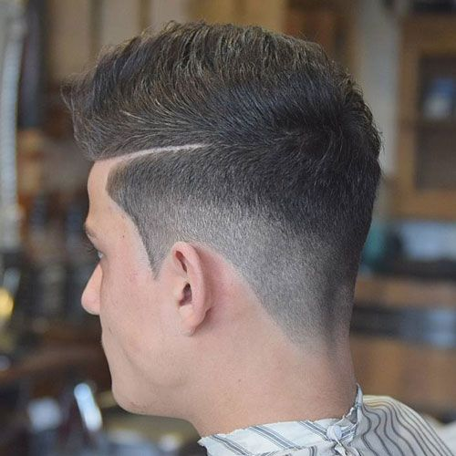 White Boy Haircuts Best Hairstyles For Men Hair Cuts Mid Fade