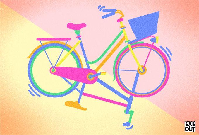 We love Bicycles