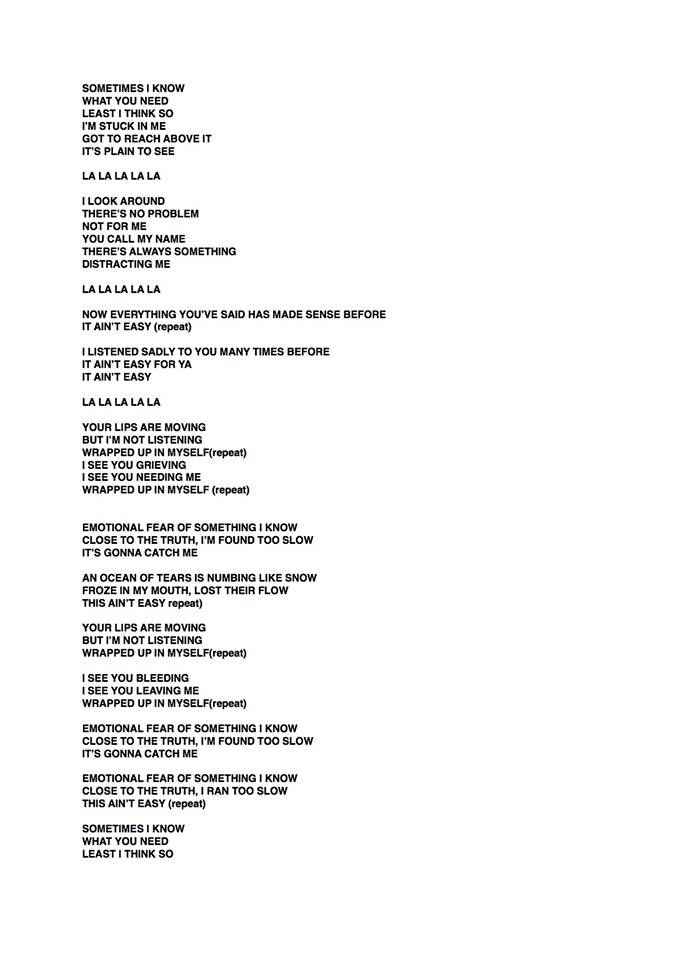 Lyrics to Wrapped by John Metcalfe feat. Rosie Doonan | int: music ...