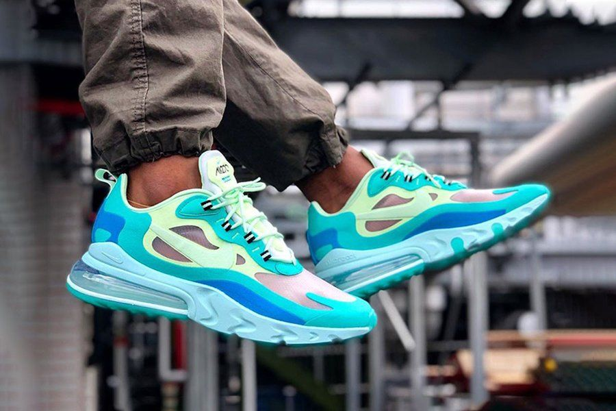 Nike Air Max 270 React in bunt AT6174 300 in 2020