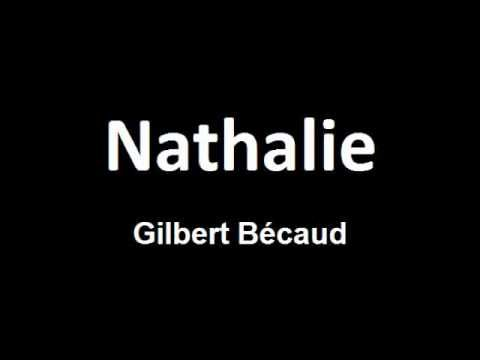 Nathalie - Gilbert Bécaud imparfait - passé composé | što radimo na