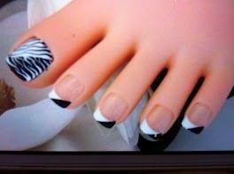 Chicago Nail Salon Frankmoore Pedicure Designs Nails Toe Art