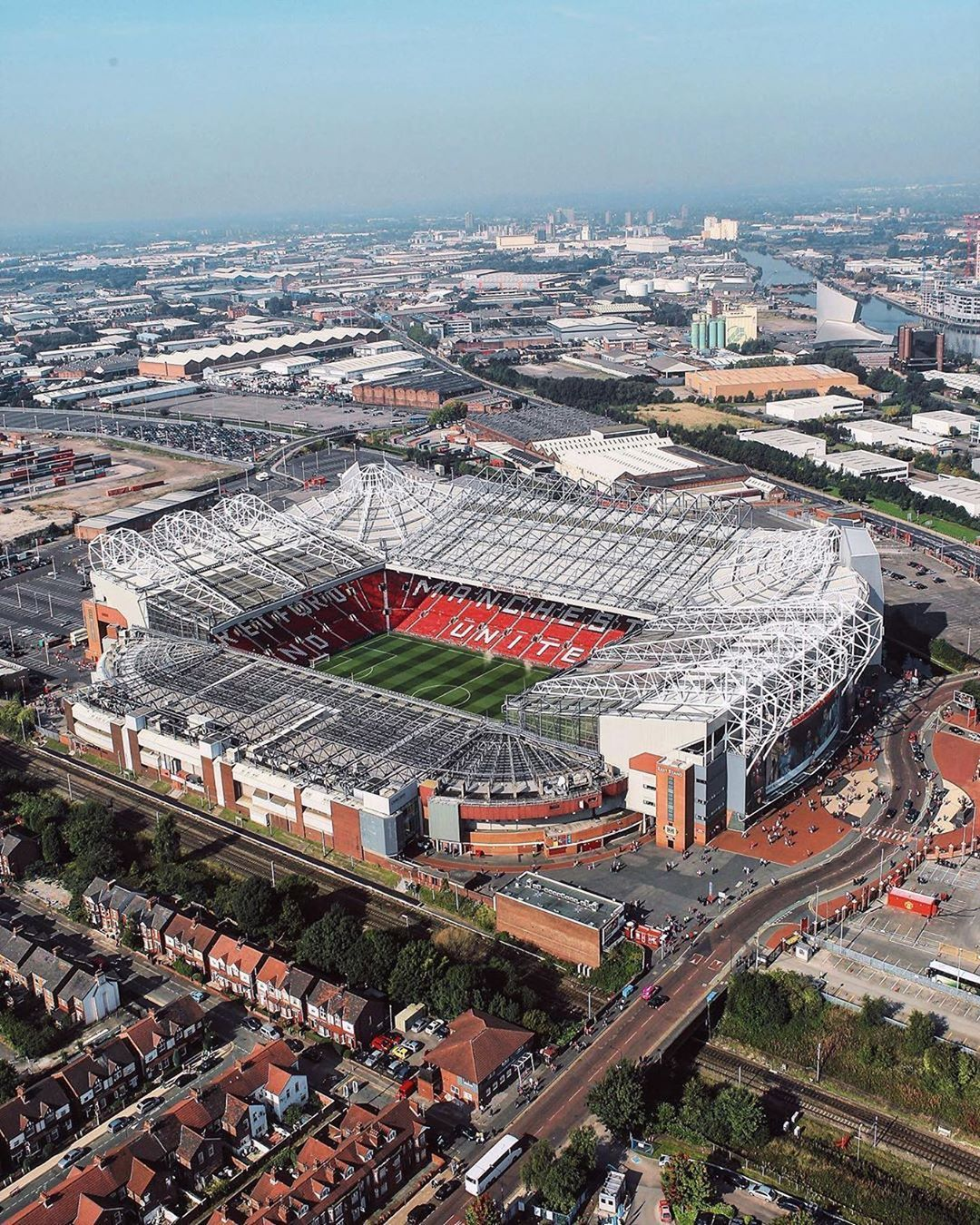Stadion Manchester City