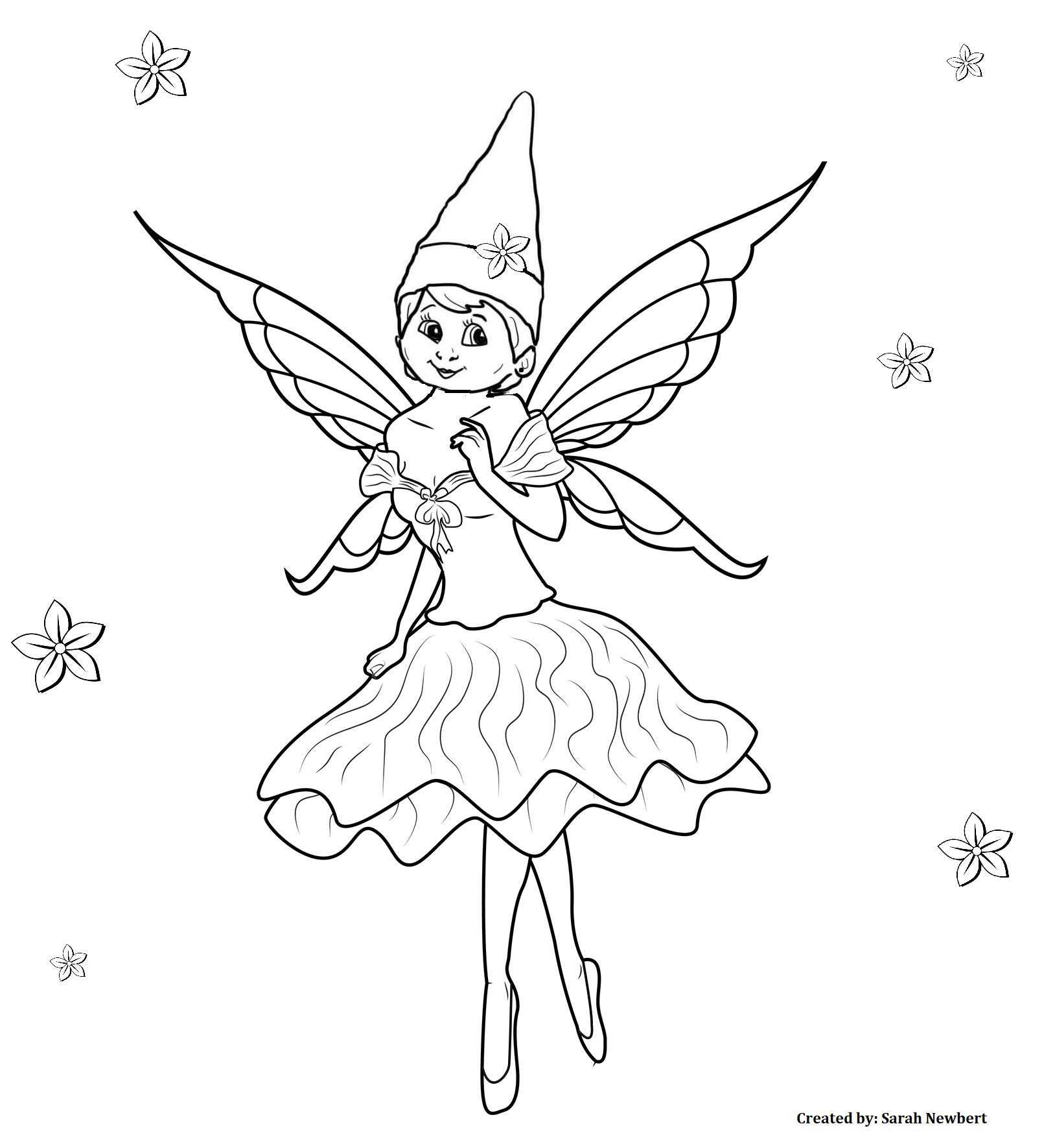 7adb236e5c7d56d9350012ba80ab1150 » Elf On The Shelf Coloring Anime