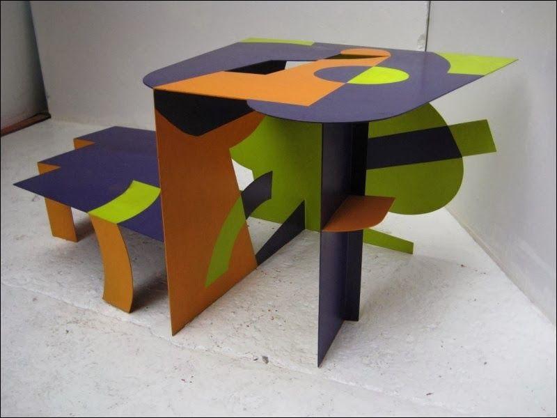Arredamento Postmoderno ~ Arredamento vintage: design postmoderno anni 70