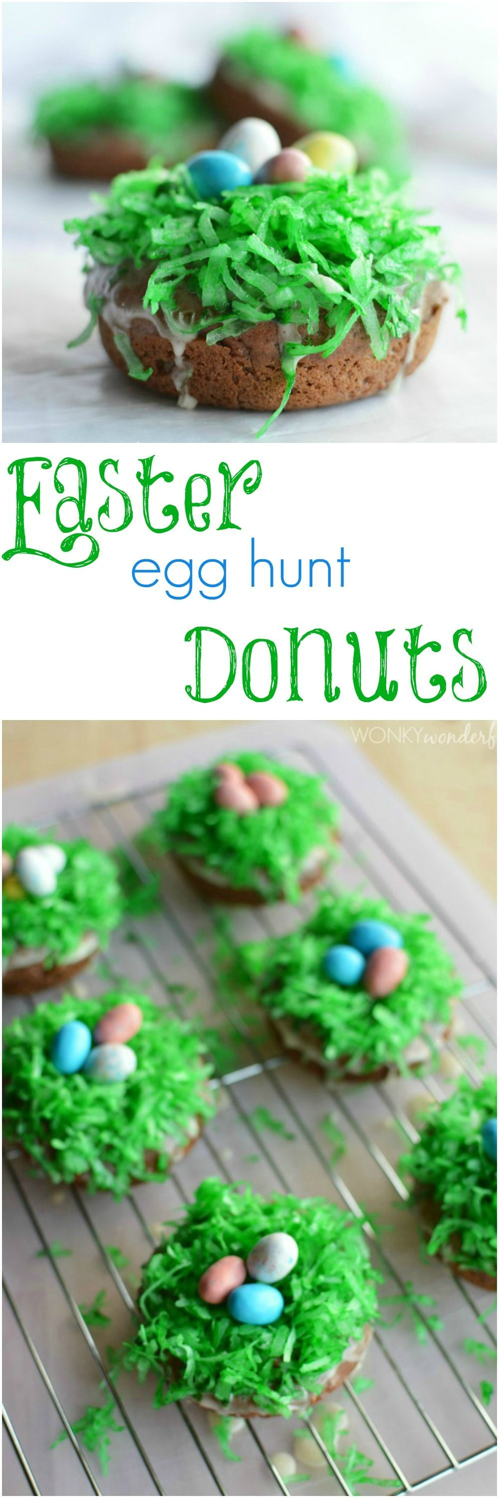Photo of Easter Breakfast Donuts