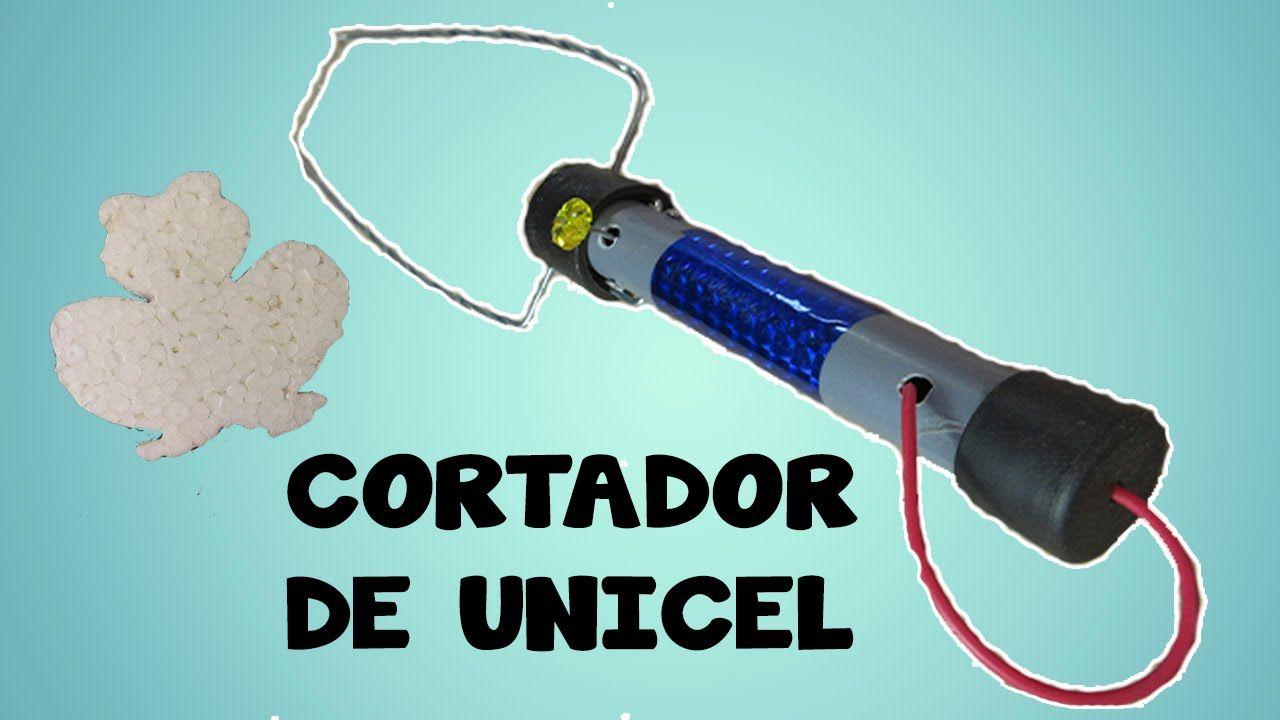 Como Hacer Un Cortador De Tecnopor Unicel Isopor Icopor Etc Casero P Como Hacer Letras Proyectos Caseros Figuras De Unicel