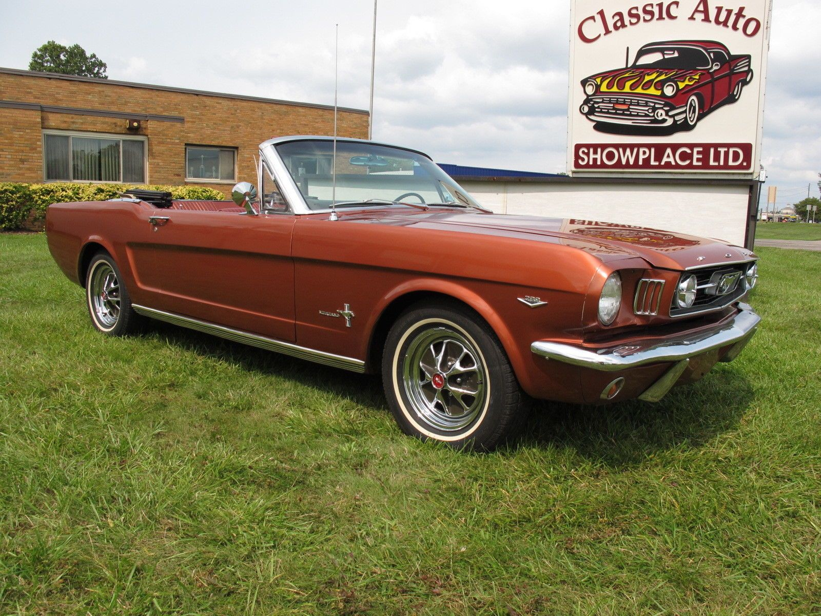 Ebay 1966 ford mustang pony 1966 ford mustang convertible rare emberglow with tu