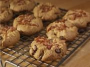 Butter and Bacon Cookies