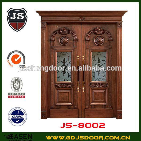Double Swing Main Entrance Wooden Door Photo Detailed About Double Swing Main Entrance Wooden Door Main Entrance Wooden Doors Wooden Doors Window Accessories