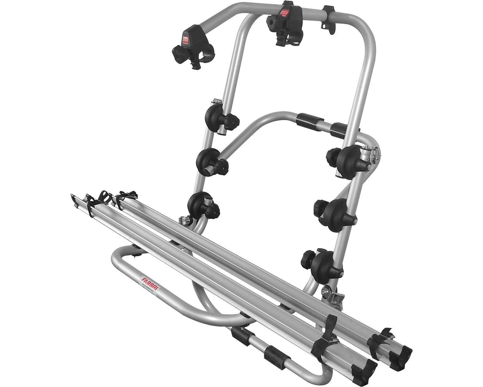 BICI OK 2 includes adapter Rear bikeracks to