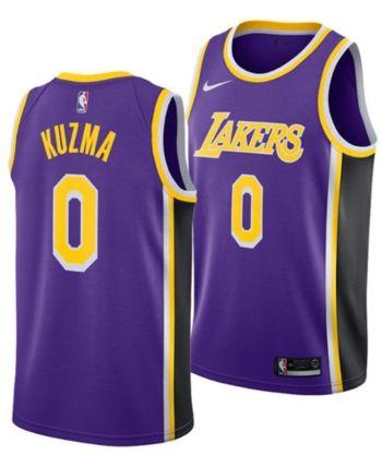 new styles 82b38 fbc45 Nike Men's Kyle Kuzma Los Angeles Lakers Statement Swingman ...