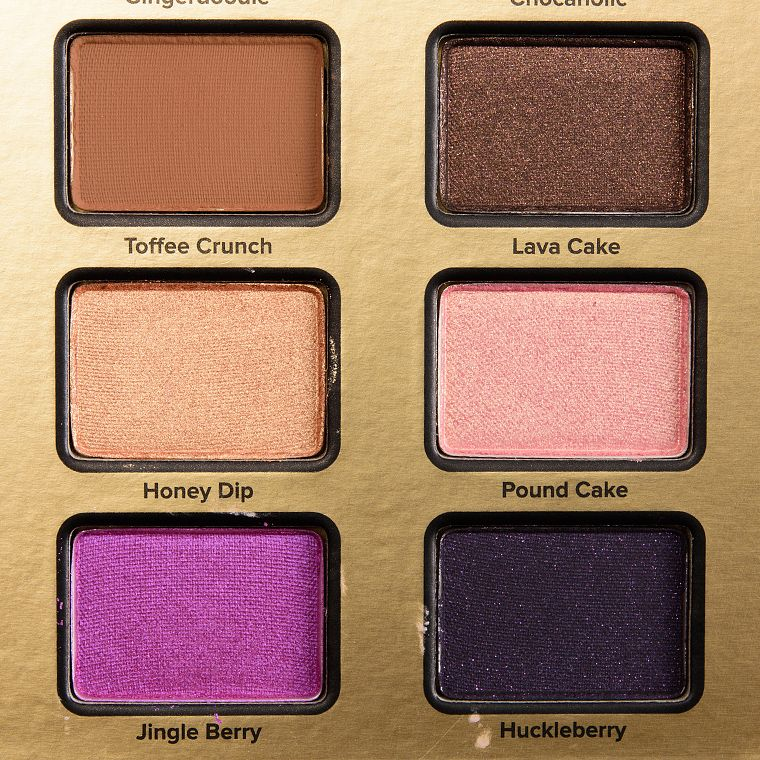 Too Faced The Chocolate Shop Eyeshadow Palette Review