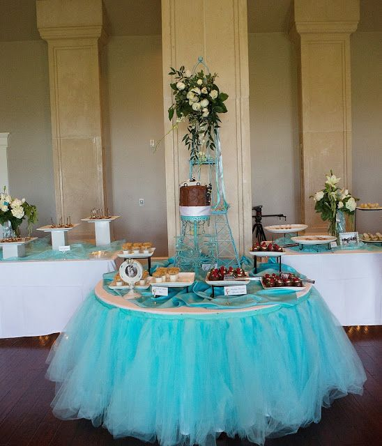 Little Mermaid Centerpiece Ideas Wedding: Classy Elegant Little Mermaid Wedding Table Centerpiece