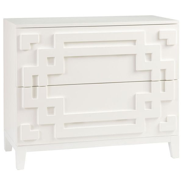Modern Chinoiserie Chest White Ikea Hack Home Diy