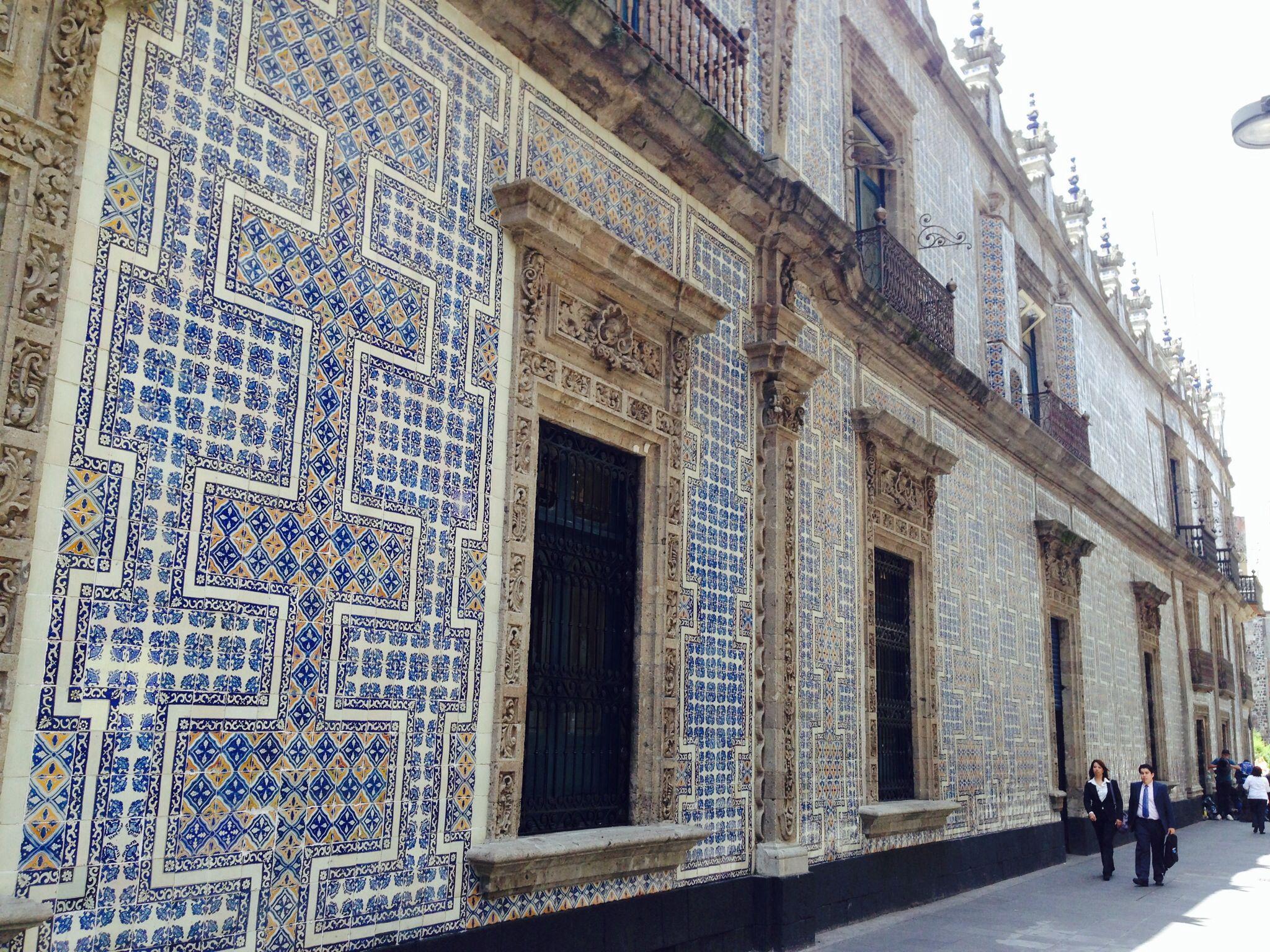 La casa de los azulejos m xico df m xico de mis amores for Azulejos en mexico df