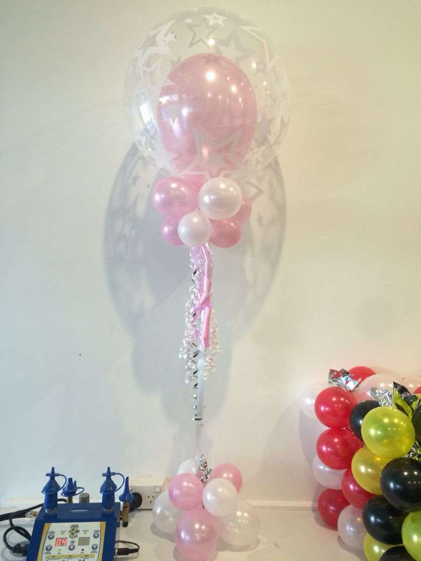Bubble cloud Another new creation in store