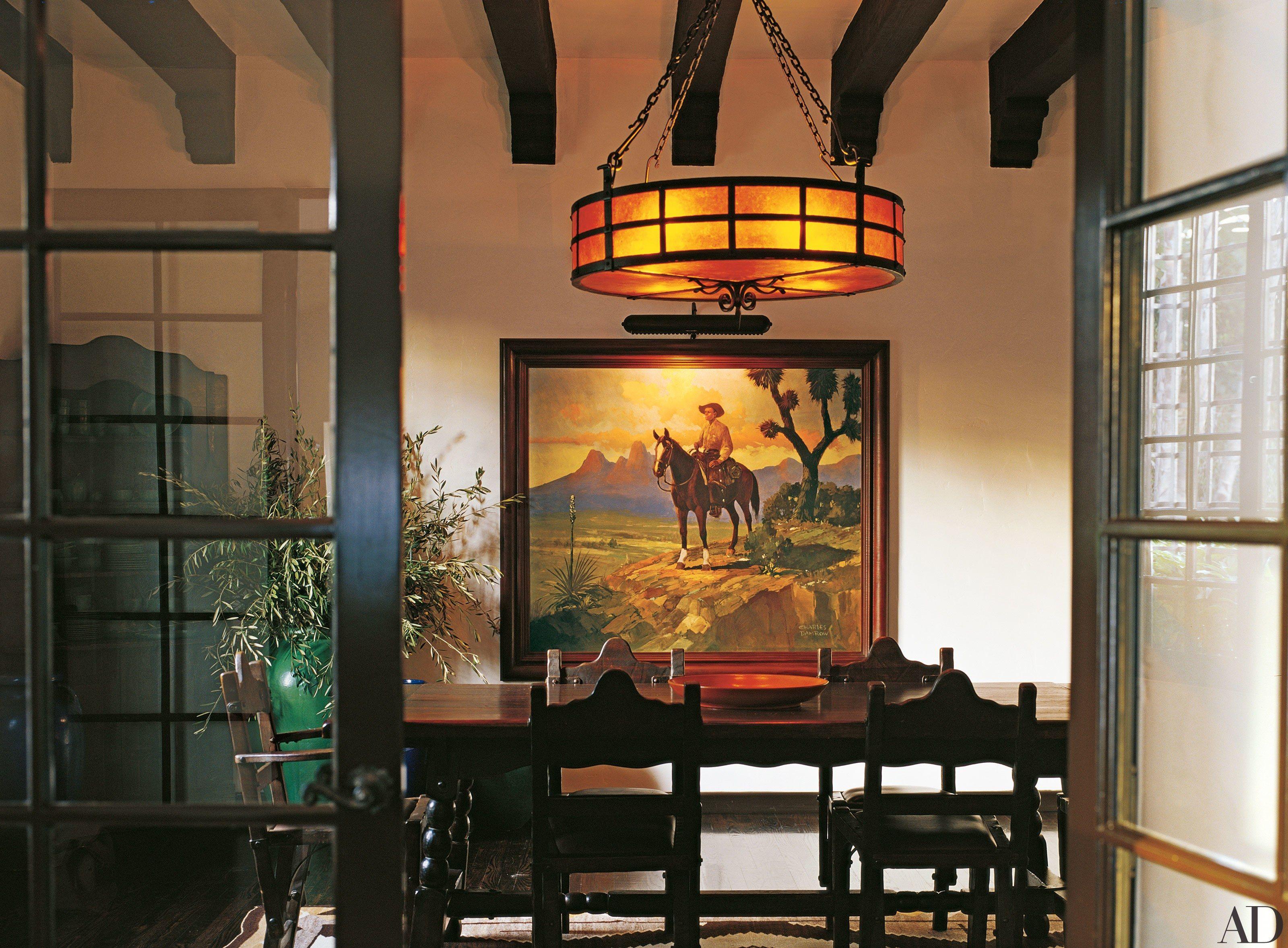 Look Inside Diane Keaton's Spanish Colonial Revival House in Bel ...