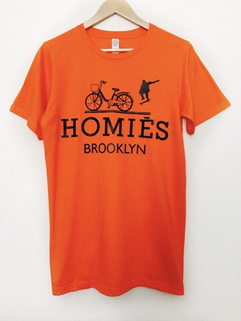 38d5247e5 Homies Brooklyn - T-Shirts | My | T shirt, Shirts, Fashion
