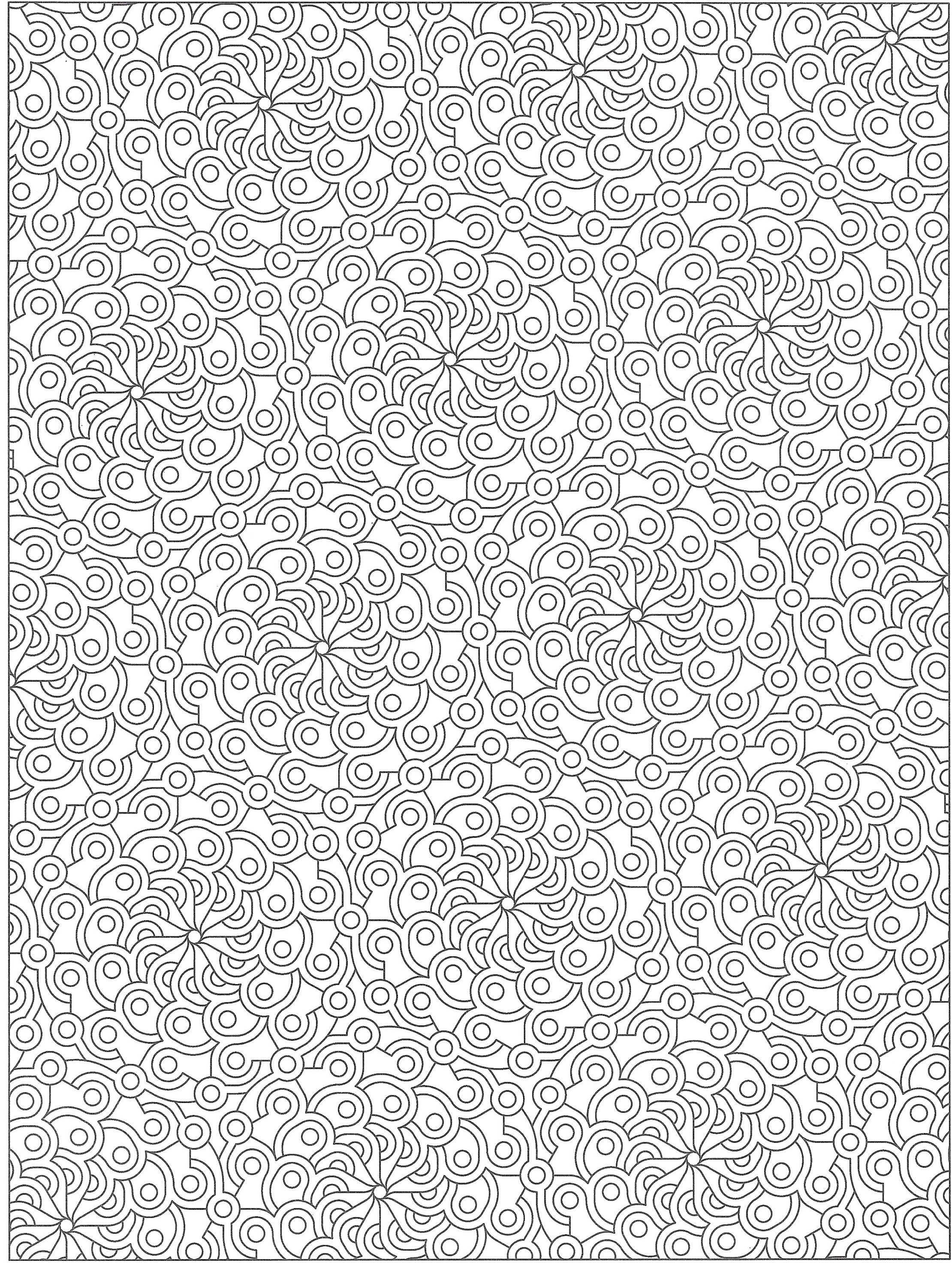 - Creative Haven Tessellations Coloring Page (With Images