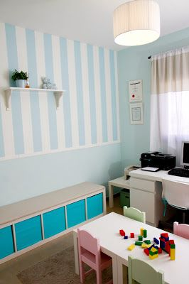 Speech therapy clinic - Interior design