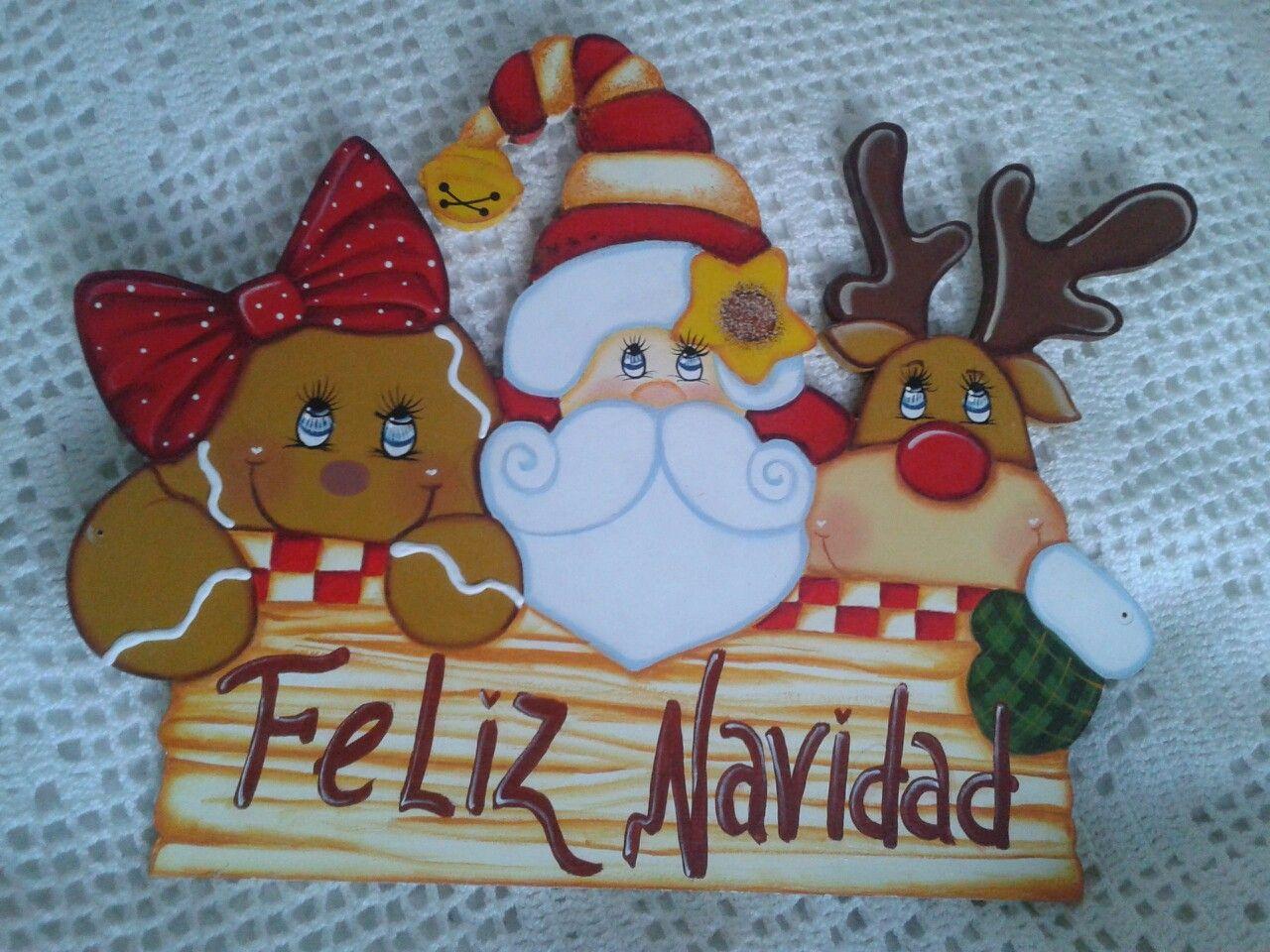Navidad Country Madera Christmas Art Gingerbread Ornaments Slim Fit Pants