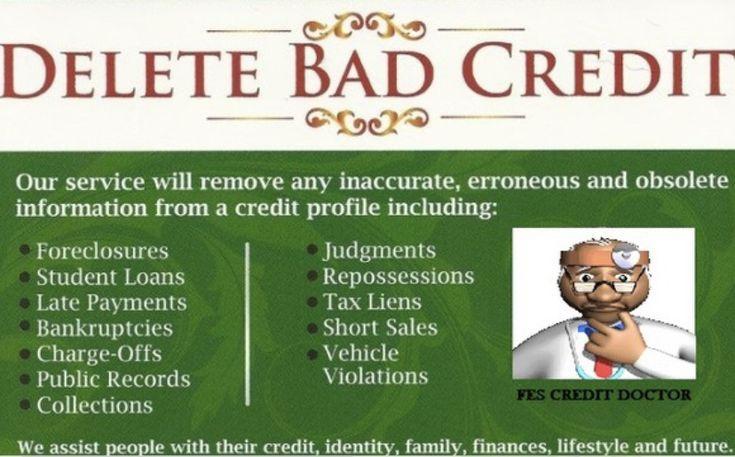 Delete bad credit bad credit mortgage blogs