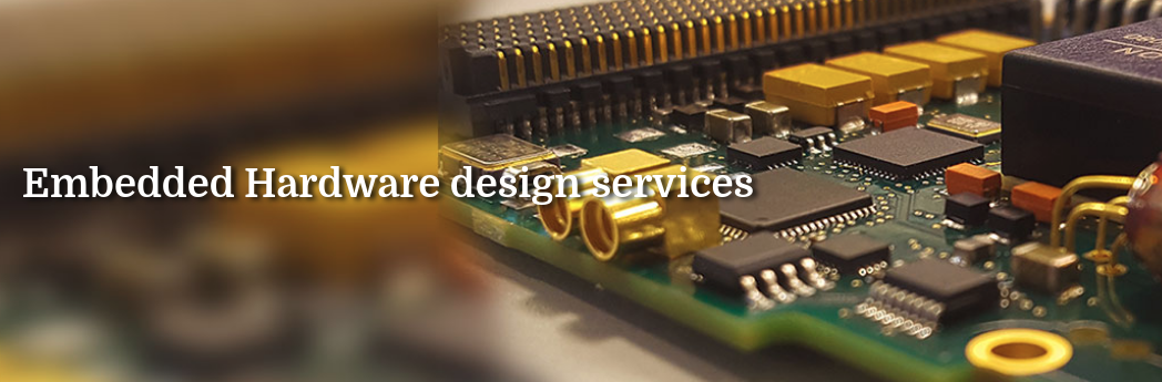 The Embedded Hardware Design Services Are One Of The Integral