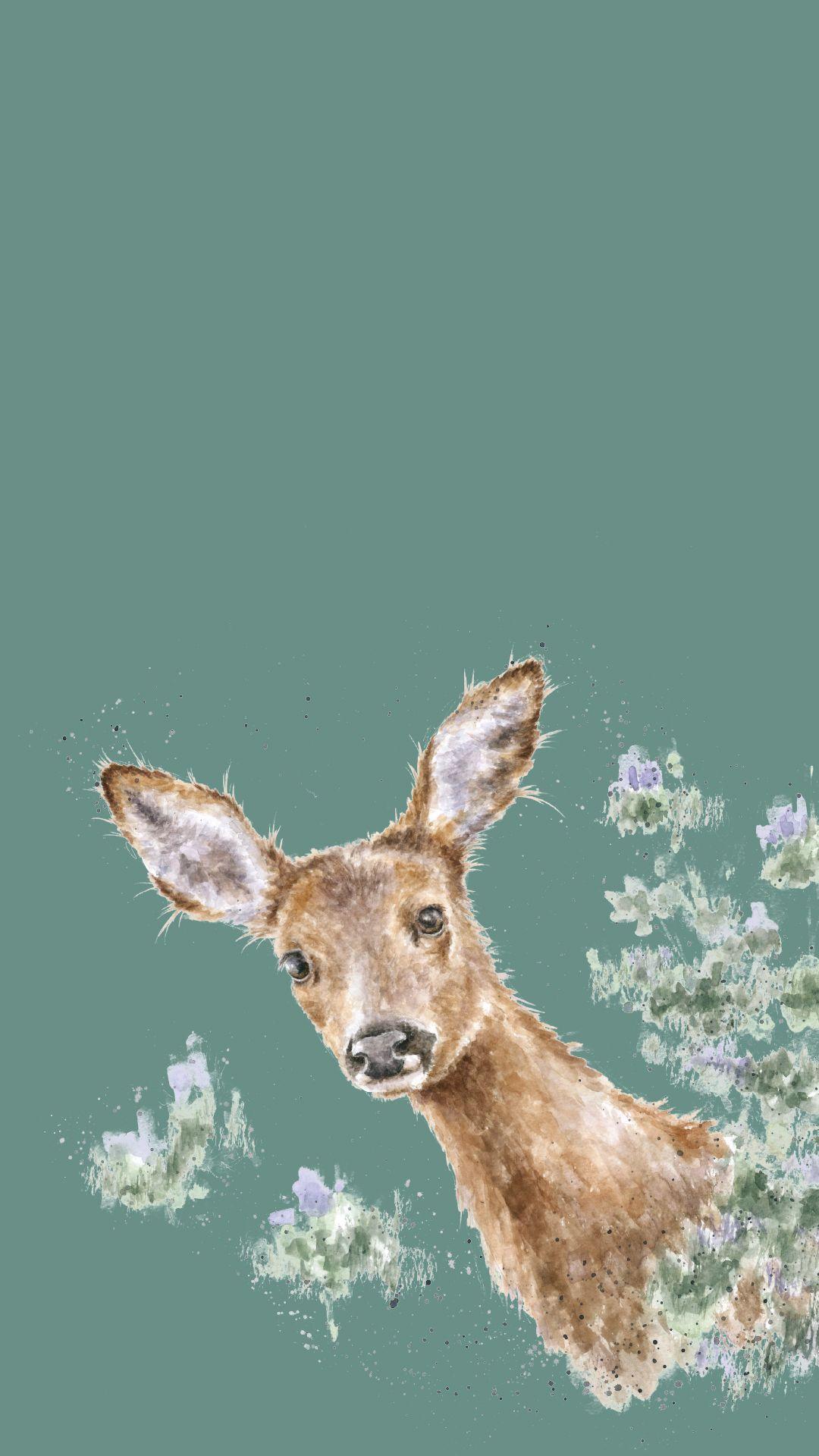 Deer Phone Wallpaper