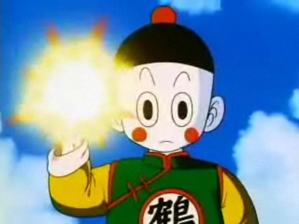 Chiaotzu Dragon Ball Z Dragon Ball Anime