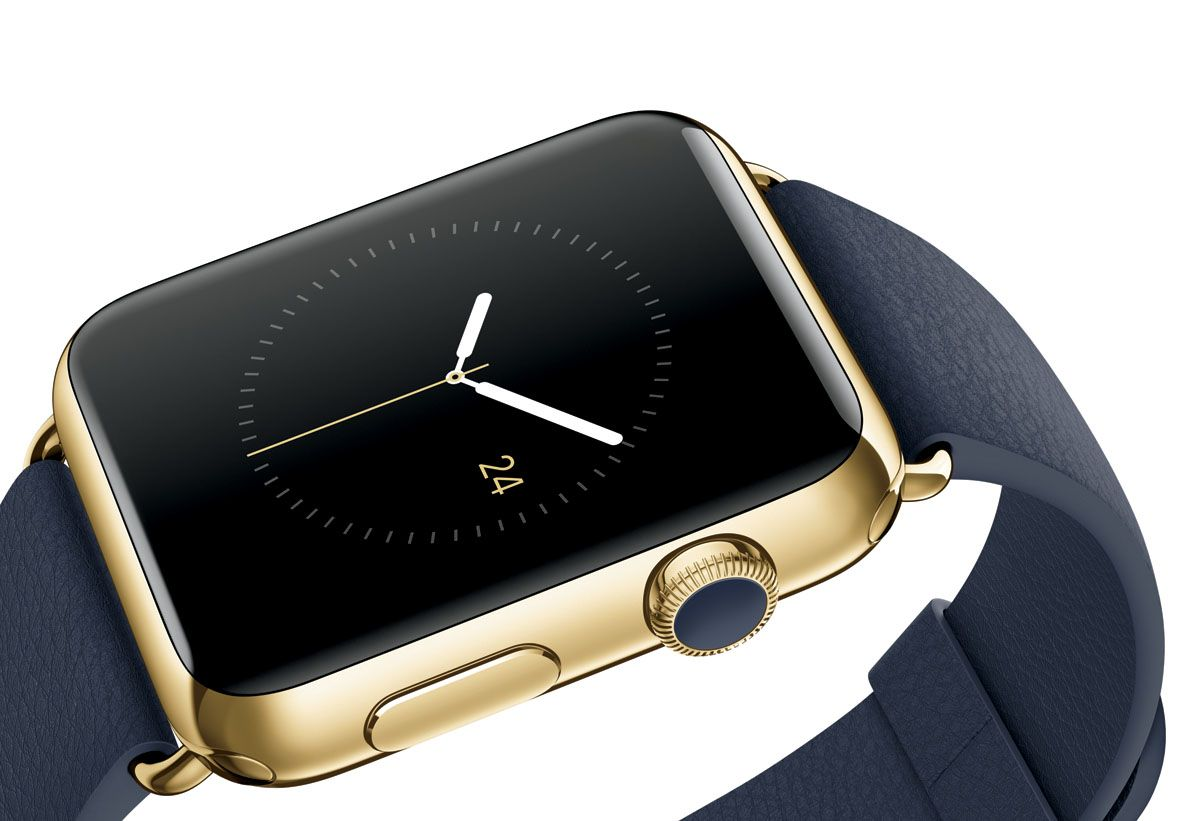 Gold Apple Watch I love this pin - http://www.WatchRage.com