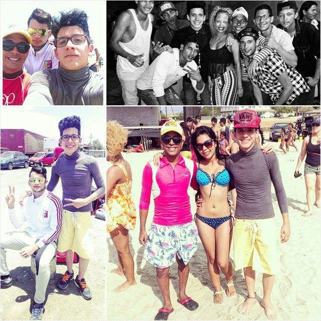 Friends #SemanaSanta #ArayaYGuamache2015