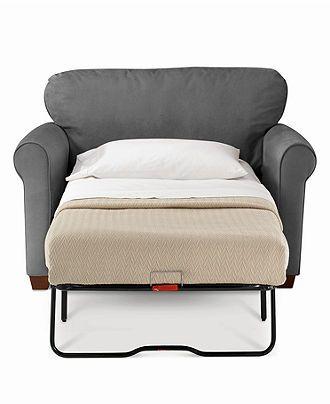 Sasha Sofa Bed Twin Sleeper Furniture Macy S Tiny House