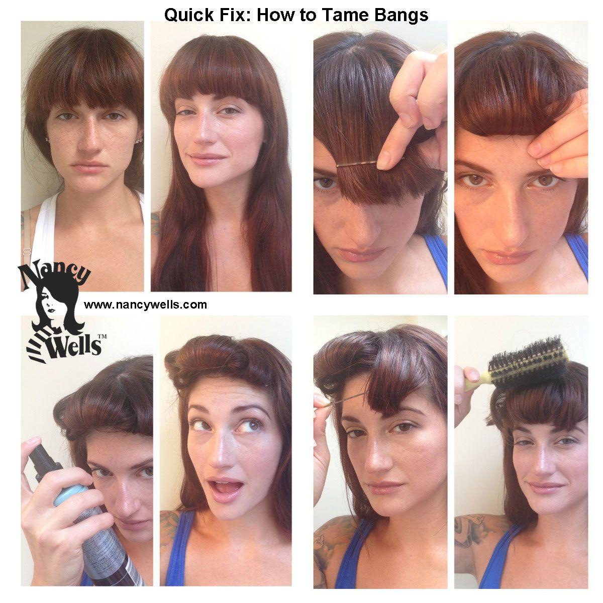 Pin By Nancy Wells On Beauty Health Hair Tutorial Hairstyles Haircuts Hair Beauty