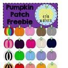Pumpkin Patch FREEBIE #pumpkinpatchbulletinboard These multi-colored pumpkins have limitless uses! Use them for classroom decor, math stations (great for patterns and sorting!), bulletin board dec... #pumpkinpatchbulletinboard Pumpkin Patch FREEBIE #pumpkinpatchbulletinboard These multi-colored pumpkins have limitless uses! Use them for classroom decor, math stations (great for patterns and sorting!), bulletin board dec... #octoberbulletinboards