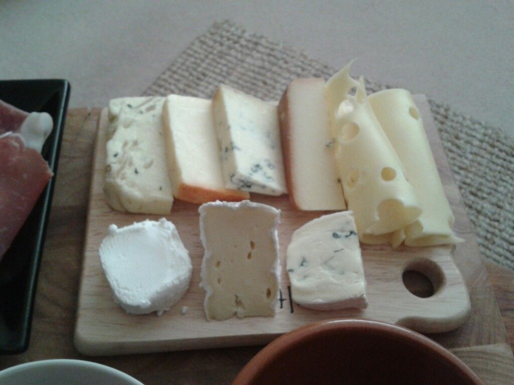 Mm... Cheese!