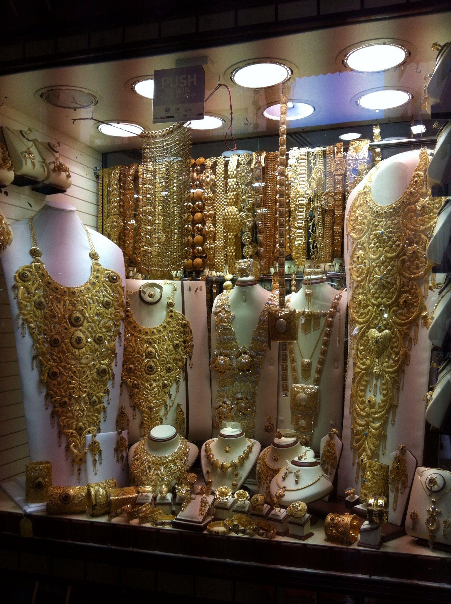 Dubai Gold Souk | dubai. <3 | Pinterest | Gold souk, Gold and Uae